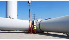 maintenance of an offshore wind structure