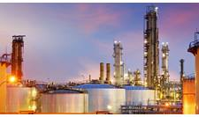 Onshore production and refining