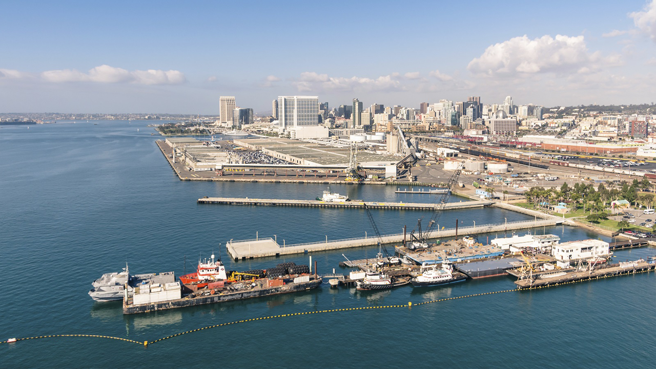 Port Of San Diego Climate Change Planning Services Ramboll Group
