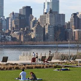 Climate adaptation study in New York City