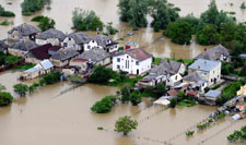 Climate change has significantly increased the risk of floodings