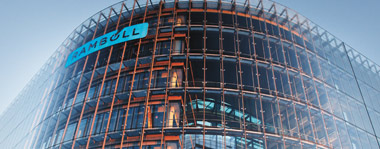 Ramboll Head Office with logo