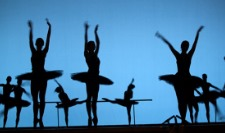 Ballet dancers. Customer experience management