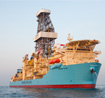 Maersk Viking drill ship