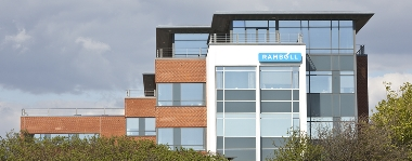 Ramboll Oil & Gas' head office in Esbjerg, Denmark